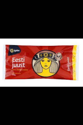 Eesti juust viilutatud 500g E-piim