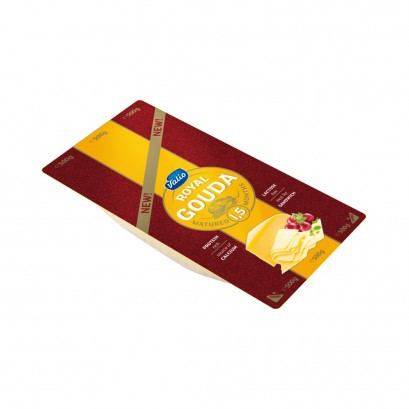 Juust viilutatud Royal Gouda, VALIO, 500g