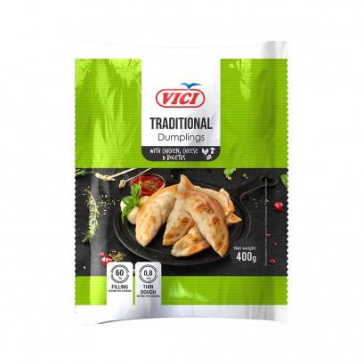 Pelmeenid kana, juustu ja puravikega Modern style 400g VICI