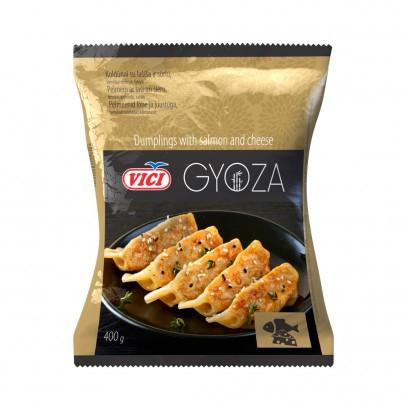 Pelmeenid lõhe ja juustuga Gyoza 400g VICI