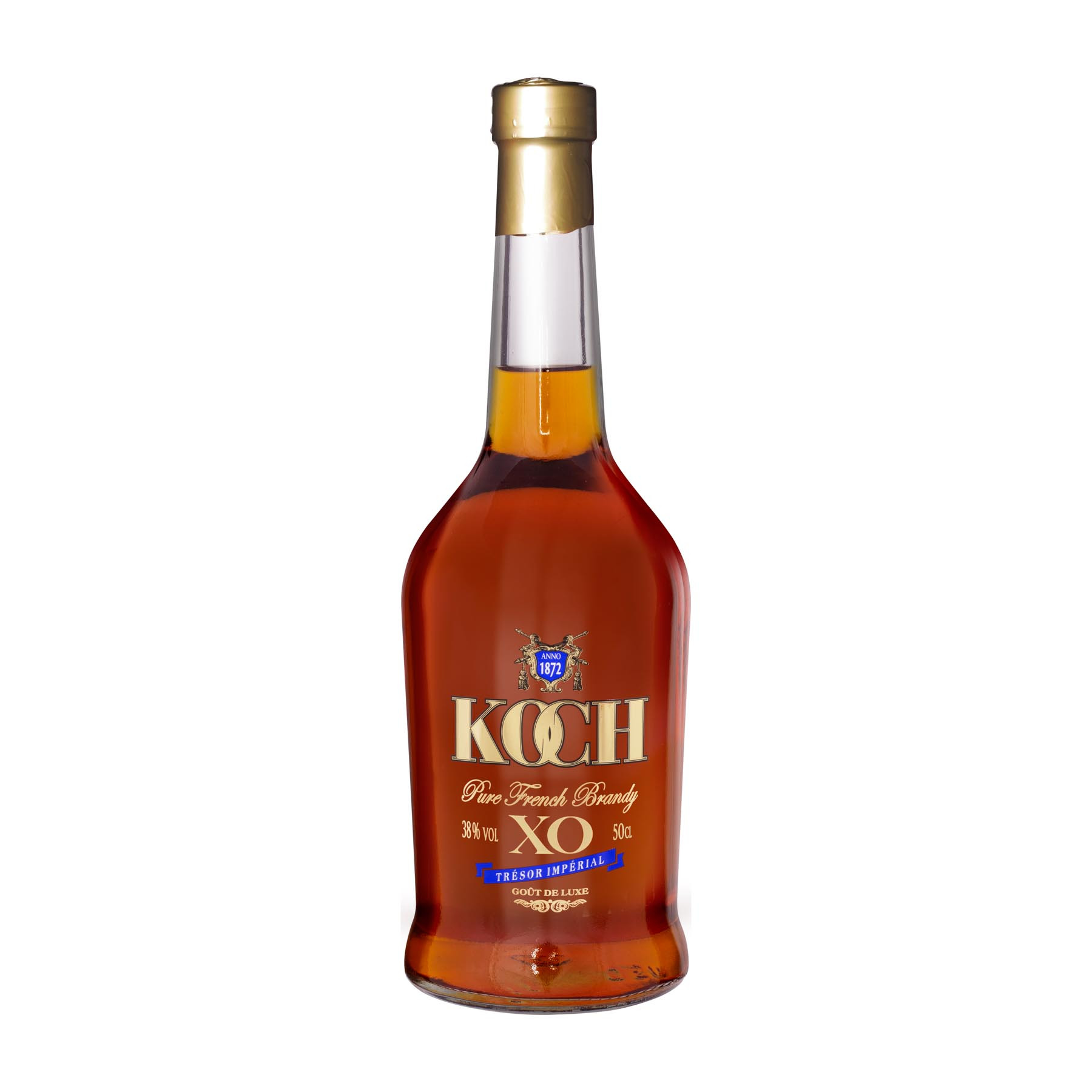 Brändi Koch Brandy XO 38% 50cl