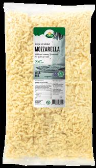 Mozzarella riivitud julienne 2kg, ARLA PRO