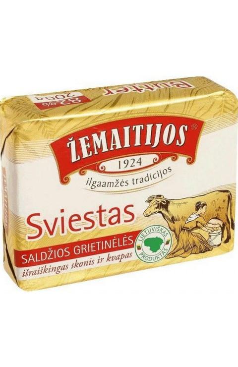 Või 82% Zemaitijos 200g, Leedu