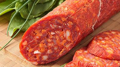 VORST Chorizo Pamplona, ca 1,3kg CASADEMONT ES jahut.