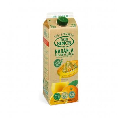 Apelsinimahl 100%  2L Don Simon