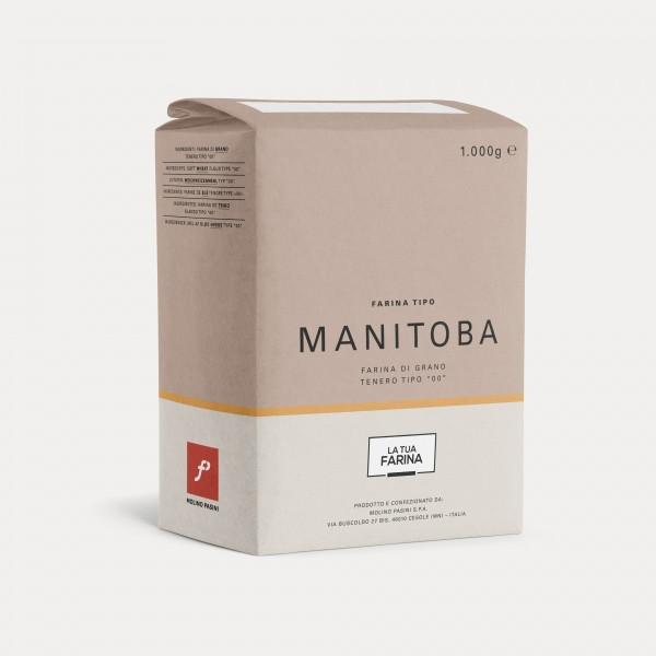 Manitoba jahu (kõrge kval. pehme 00 grupi nisujahu) 1kg