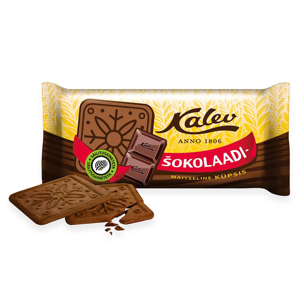 Küpsis šhokolaadi 180g KALEV