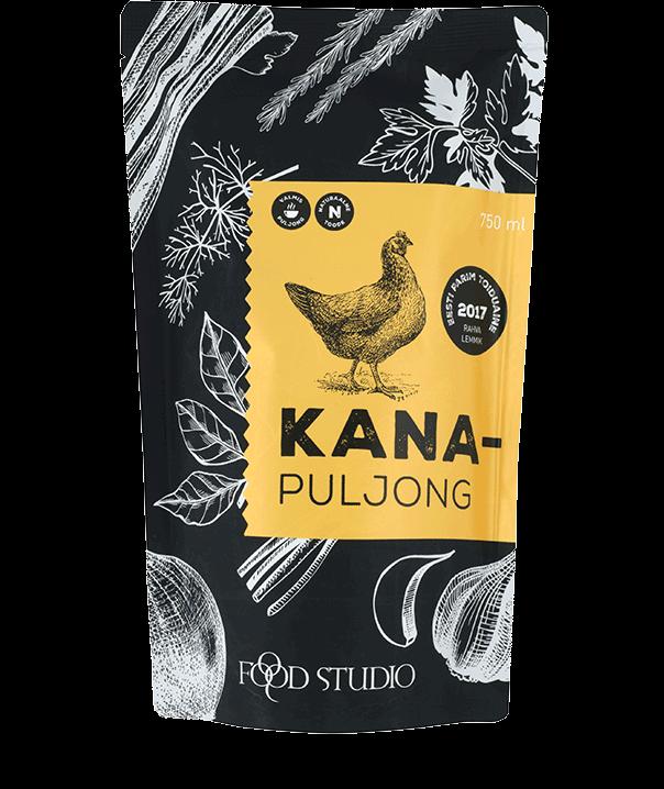 Kanapuljong 750ml, FOODSTUDIO