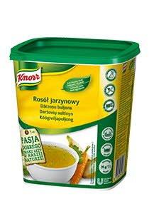 Köögiviljapuljong 1kg, KNORR