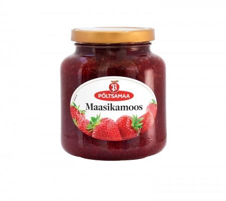 Moos maasika 380g, Põltsamaa