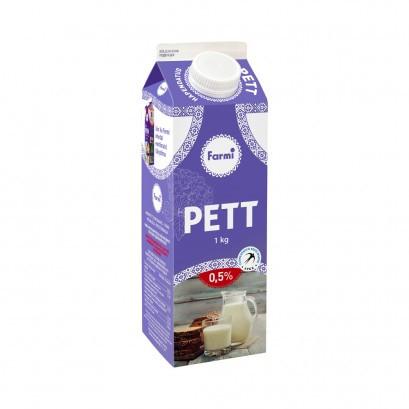 Pett 0,5% PP 1L, FARMI