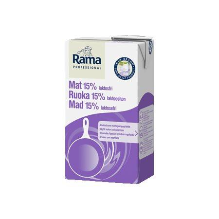 Köögikreem laktoosivaba 15% 1L, RAMA