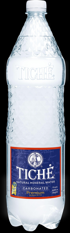 Vesi mineraalne gaseeritud 0,5L Tiche blokk 12tk