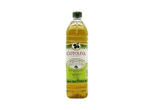 Oliivjääkõli plastpudel 1L COTOLIVA