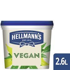 Vegan majonees 2,5kg HELLMANN'S