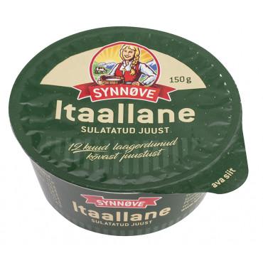 Sulatatud juust Itaallane 150g, SYNNOVE