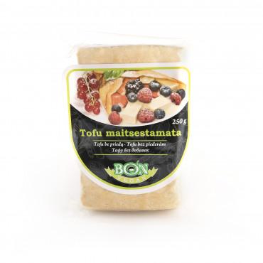 Tofu maitsestamata 250g, BON