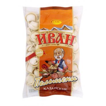 Pelmeenid Kazanskiye (veise+lamba) 500g