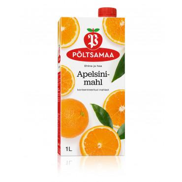 Apelsinimahl 1L, PÕLTSAMAA