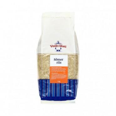 Sõmer riis 1kg, VESKI MATI