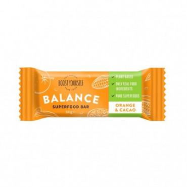 Supertoidubatoon Balance Orange & Cacao, BOOST YOURSELF, 60 g