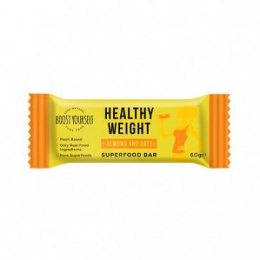 Supertoidubatoon Healthy Weight Almond & Oats, BOOST YOURSELF, 60 g