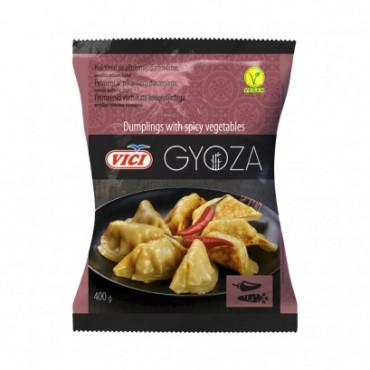 Pelmeenid vürtsikate köögiviljadega Gyoza 400g