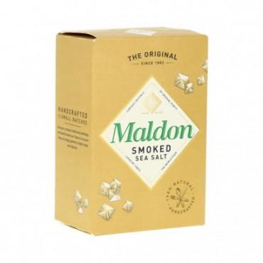 Meresoolahelbed suitsutatud 125g MALDON