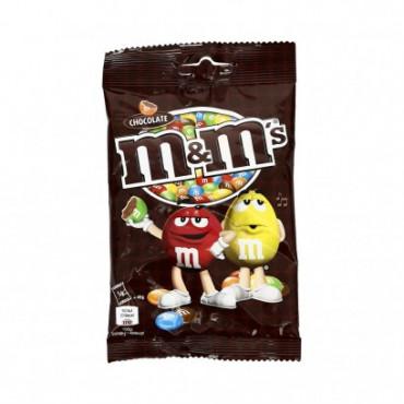 Šokolaadikommid, M&M'S, 90 g