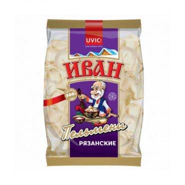 Pelmeenid Rjazanskye (siga+veis) 500g