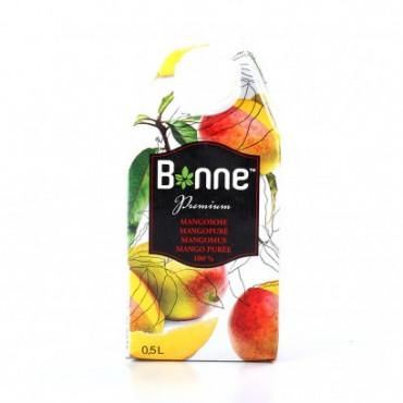 Mangopüree 100% 500ml, BONNE