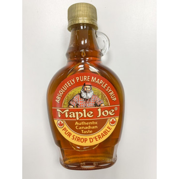 VAHTRASIIRUP kanada 250gr MAPLE JOE