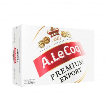 Õlu Premium KOHVER 24*0,33L purk A.Le Coq