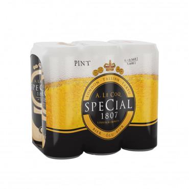 Õlu Special PINT 6-PK 6*0,568L purk A.Le Coq