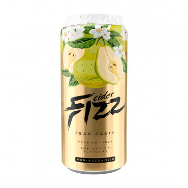 Siider FIZZ PEAR alkoholivaba purk 0,5L A.Le Coq