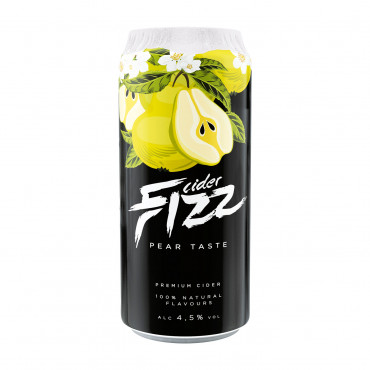 Siider FIZZ PEAR 0,5L purk A.Le Coq