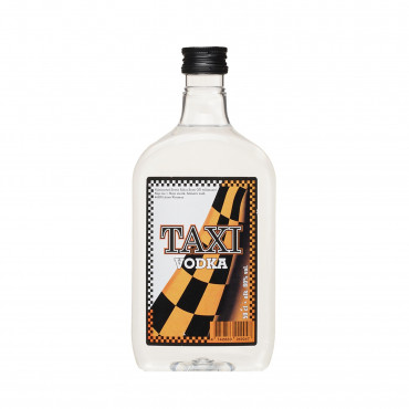 Viin TAXI Vodka 80% 50cl