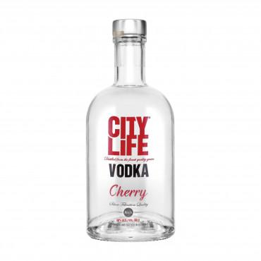 Maitsestatud viin Citylife Cherry Vodka 40% 50cl