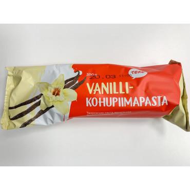 KOHUPIIMAPASTA vanilje 4% 300g, TERE