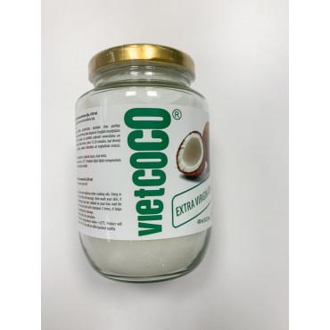 ÕLI kookosõli (klaas) 100% 500ml