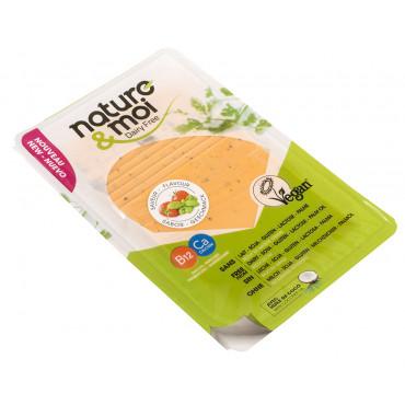 Vegan võileivakate tomati-basiilik viil 200g NATURE MOI