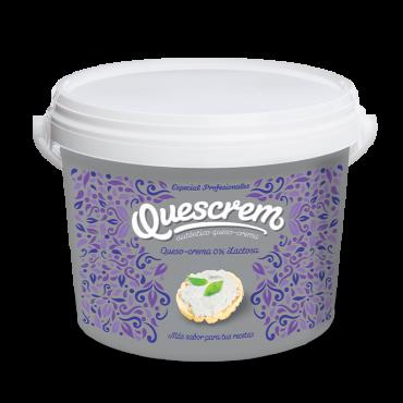 Toorjuust laktoosivaba 2kg, QUESCREAM