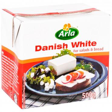 Juust Fitaki/Danish white 40% 500g, ARLA