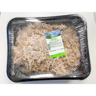 Rebitud sealiha küpsetatud 2,5kg külm. ARKE