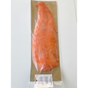 Külmsuitsu lõhefilee viilutatud jahutatud vaakumis ca1kg, EE