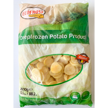 Kartuliviilud 6mm külmutatud 2,5kg, ECOFROST