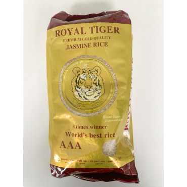Jasmiiniriis 1kg ROYAL TIGER GOLD