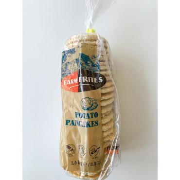 Kartulipannkoogid gluteenivaba klmutatud 1,5kg