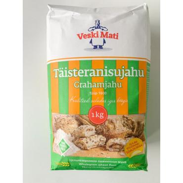 NISUJAHU TÄISTERA GRAHAM 1kg, VESKI MATI