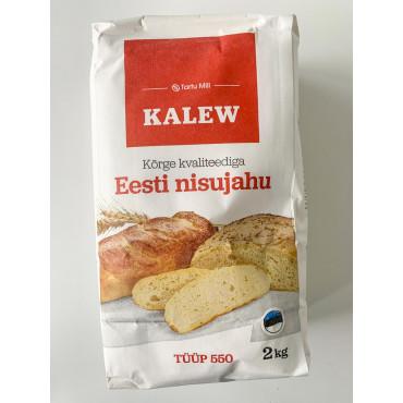NISUJAHU T550 kalew 2kg, TARTU MILL
